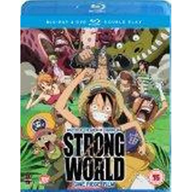 One Piece The Movie: Strong World [Blu-ray]